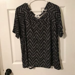 Old Navy Tops - Old Navy Short Sleeved Blouse
