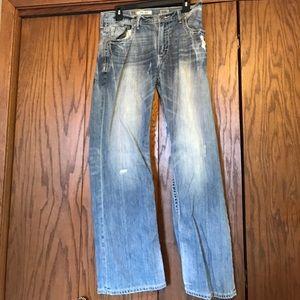 BKE Tyler jeans men's 32s