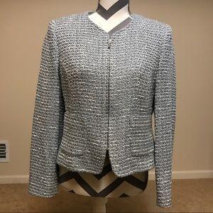 Petite Sophisticate Jackets & Blazers - Vintage Casual Corner Jacket