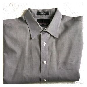 Hickey Freeman Other - Hickey Freeman dress shirt - 17.5 / 35