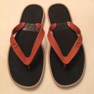 Salvatore Ferragamo Other - NEW men's Salvatore Ferragamo flip flops