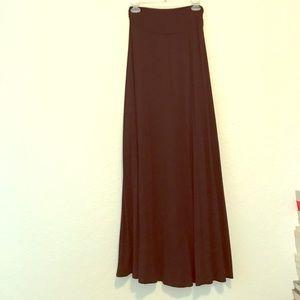 bobeau Dresses & Skirts - Bobeau black maxi skirt