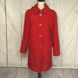 London Fog Jackets & Blazers - (FOG ) woman's rain jacket