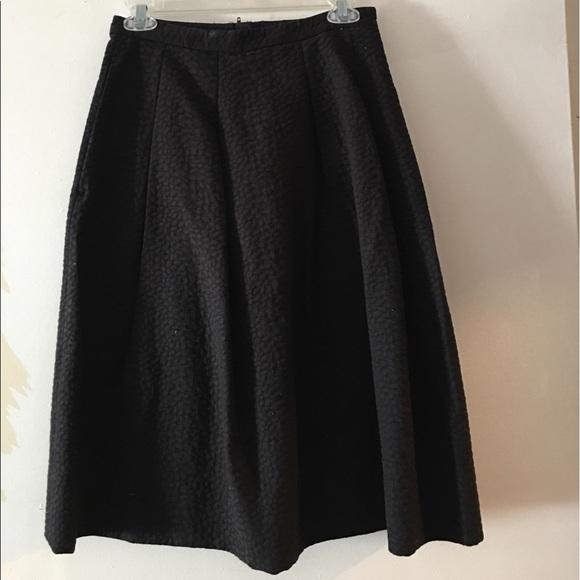 ec3ac912d H&M Skirts | Hm High Waisted Skirt With Pockets | Poshmark
