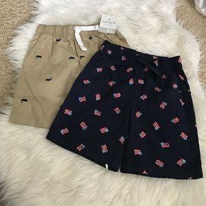 Other - {Set of 2 Boys Shorts}