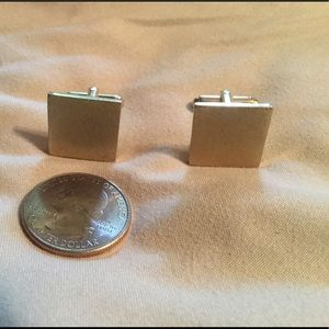 Other - Vintage Gold Cuff Links