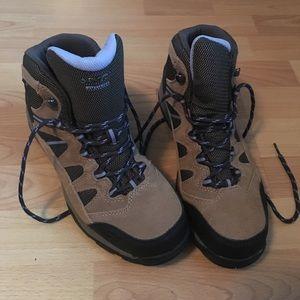 Hi-Tec Shoes - Hi-Tec Waterproof Hiking Boots