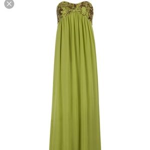Ted Baker London Dresses & Skirts - Beaded maxi gown