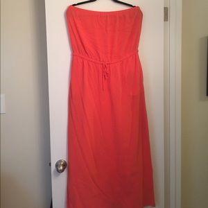 J. Crew-Maxi Dress