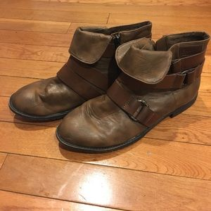 Blowfish Shoes - Brown boots