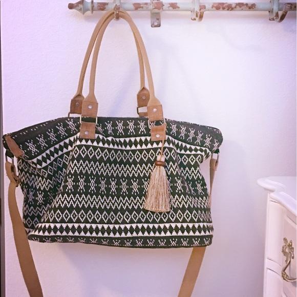 07a159b559 Handbags - World market travel boho bag