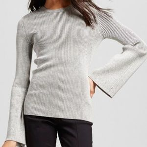 Who What Wear  Tops - NEW Who What Wear Trumpet Sleeve Sweater!