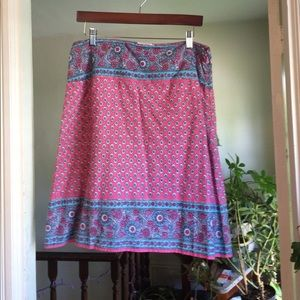Boho skirt by Funky People Sz L