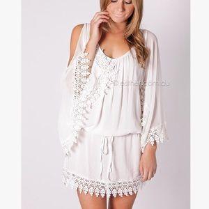 Dresses & Skirts - Esther Boutique Dream Tunic Bohemian Lace Dress