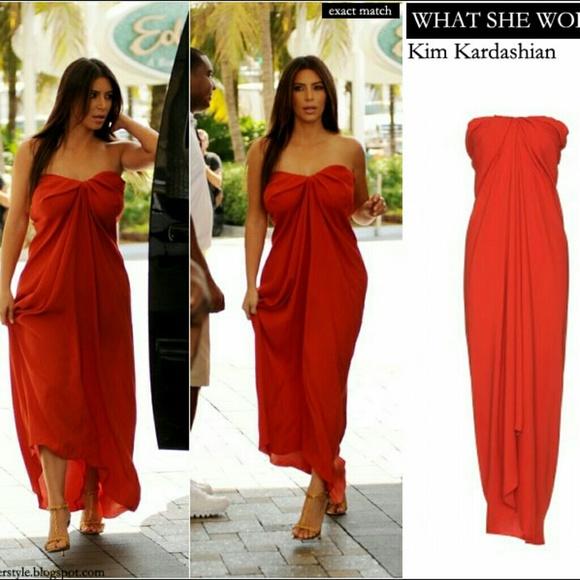 How to make a bandeau maxi dress