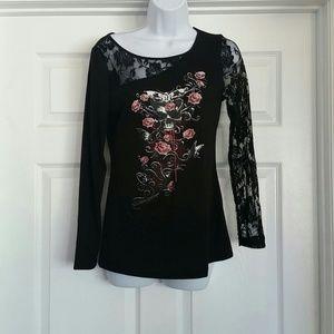 Tops - Size small women's long sleeve shirt