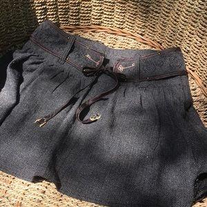 Herringbone skirt 🔑