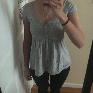 Tops - Hollister blouse
