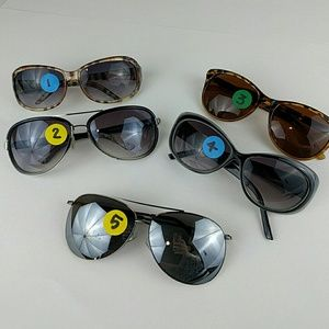 Accessories - FAH-REE (free!!!) Pair of sunglasses w ANY bundle
