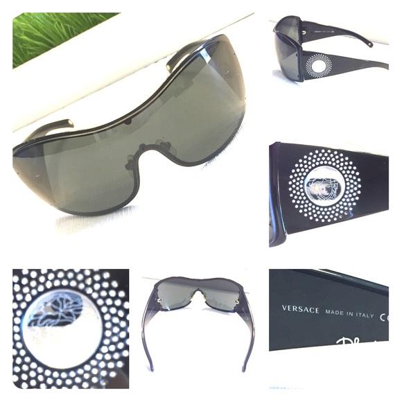 88ff16633dd2 versace Accessories | Old School Sunglasses | Poshmark