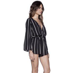 Faithfull the Brand Dresses & Skirts - Faithfull The Brand-like Striped Playsuit