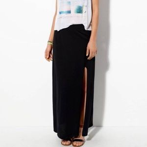 Zenana Outfitters Dresses & Skirts - Maxi skirt with slit