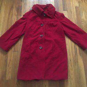 Alfani Jackets & Blazers - Alfani Red 👠 trench coat