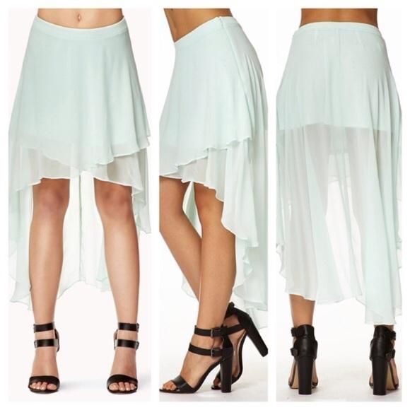26 forever 21 dresses skirts forever 21 mint