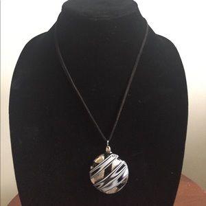 Murano Jewelry - Murano Blown Glass necklace