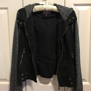 Wet Seal Jackets & Blazers - NWOT Wet Seal utility jacket