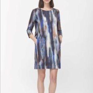 COS Dresses & Skirts - COS • Watercolor Dress