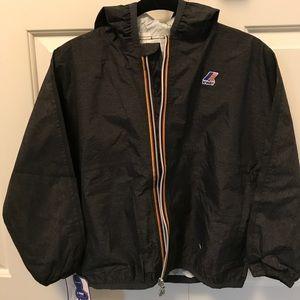 K-Way Other - Hooded waterproof windbreaker jacket K-WAY