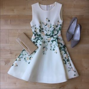 ERIN by Erin Fetherston Dresses & Skirts - Erin Featherston Floral Neoprene Dress