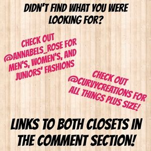 Must see closets!