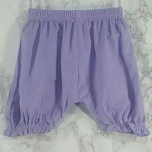 Other - Purple Ballon Shorts. Kids