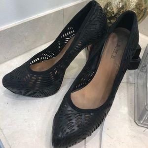 L.A.M.B. Shoes - L.A.M.B platform heels
