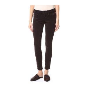L'AGENCE Denim - L'Agence Chantal skinny cord jeans NWT