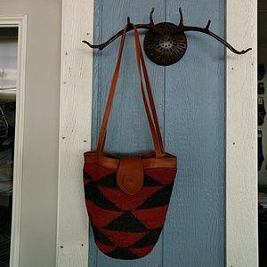 Handbags - Witchy Basket Woven Bag Purse