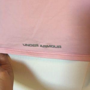 Under Armour Tops - Under Armour breast cancer awareness quarter zip