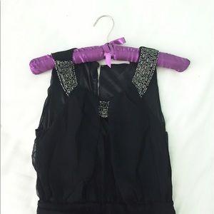 Dresses & Skirts - Hi Low Black Dress (see pics for the Hi Low part)