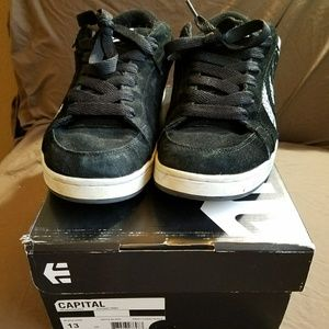 Etnies Other - Mens Etnies Capital Black Shoes