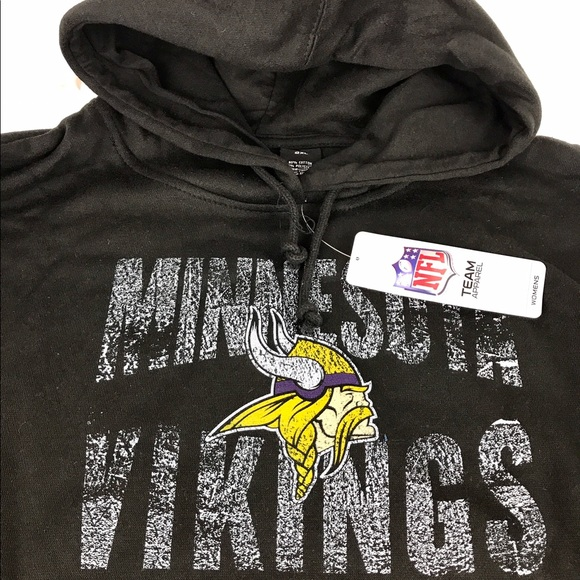 buy online d3acc 690e9 Minnesota Vikings Plus Size Women's Hoodie NWT