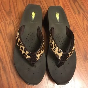 Volatile Shoes - Volatile Wedge Sandals