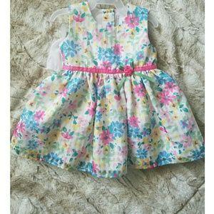 George Other - Girls Flower Dress