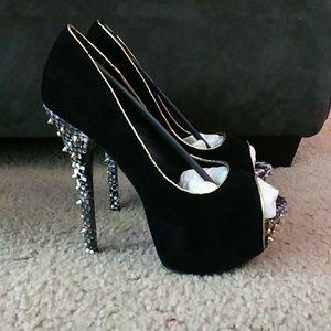 shoedazzle Shoes - Shoedazzle Pamela 8.5m