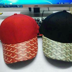 Goyard Other - Custom Red Goyard Strapback Hat