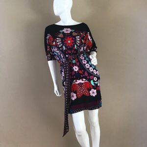 Custo Barcelona Dresses & Skirts - 70s inspired designer dress