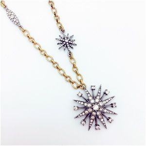 Chloe + Isabel Jewelry - Starburst Pendant Necklace