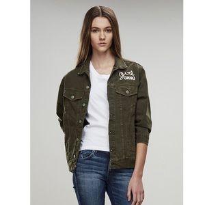 Sandrine Rose Jackets & Blazers - Sandrine Rose The Girl Gang denim Jacket