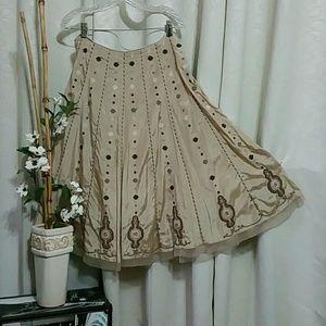 Captivating maxi skirt